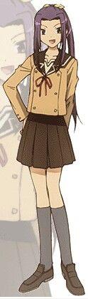 """Risaki Nishida from """"Hitohira.""""  152cm"""