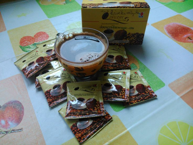 Good morning DXN with Lingzhi Black Coffee http://www.dxncoffeemagic.com/