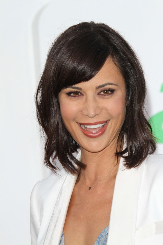 Catherine Bell hair style 2014, http://celebrityhairstyle.tk/?p=2648