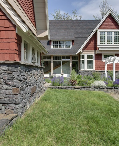 Red Granite Ohio : Best images about red homes on pinterest house