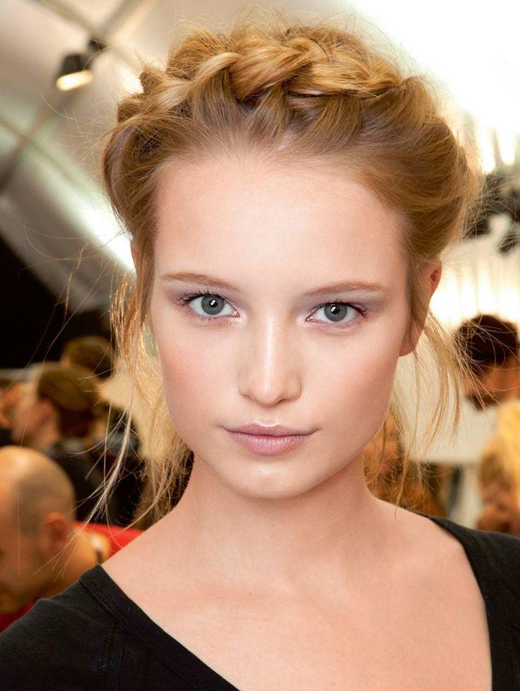 burda style, Die schönste Frisur zum Trachten-Outfit , Wir zeigen Schritt für … – Frisuren