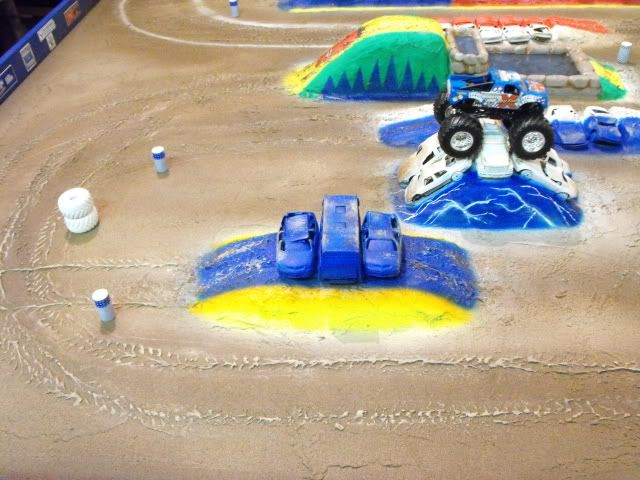 23 Best Images About Monster Truck Toy Arena On Pinterest