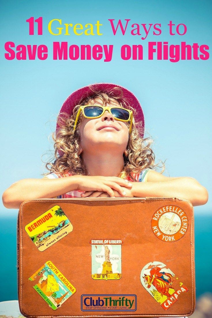 Traveling on the cheapest days to fly can save you big money! Learn the best days to fly and 10 other ways to find cheap flights.