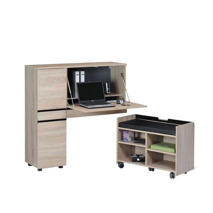 17 beste idee n over computerschrank op pinterest make. Black Bedroom Furniture Sets. Home Design Ideas