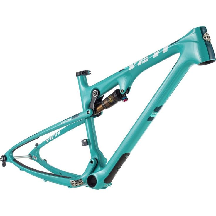 Yeti Cycles ASR Turq Mountain Bike Frame - 2017 :https://athletic.city/bike/gear/yeti-cycles-asr-turq-mountain-bike-frame-2017/