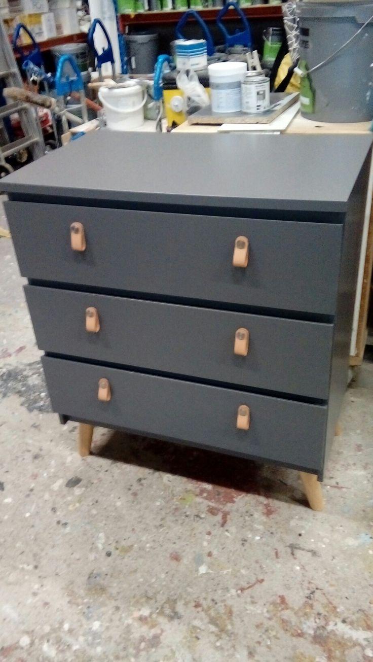 Malm dresser, Vintage spirit   – Möbel