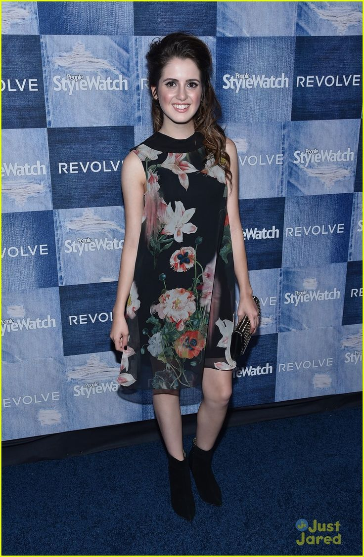 laura marano at the people stylewatch denim event laura marano pinterest olivia d 39 abo. Black Bedroom Furniture Sets. Home Design Ideas