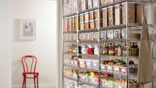 9 ways to get the most out of your kitchen storage a pantry pinterest 20er magazin und. Black Bedroom Furniture Sets. Home Design Ideas
