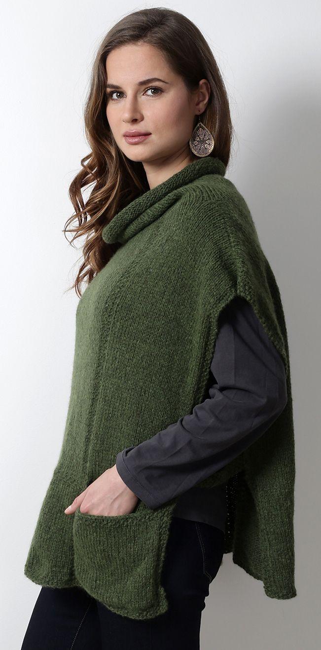 Mens Cowl Neck Jumper Knitting Pattern: Mens cowl neck sweater ...