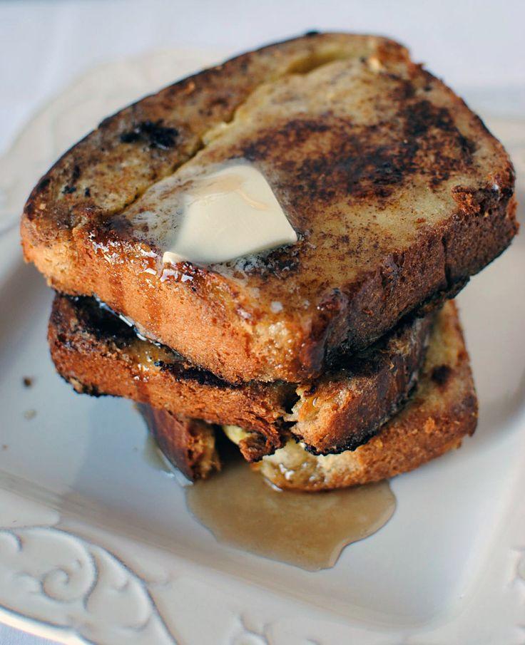 Alton Brown's French Toast