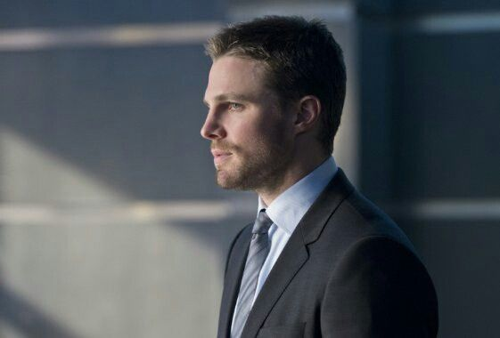 CEO Oliver Queen