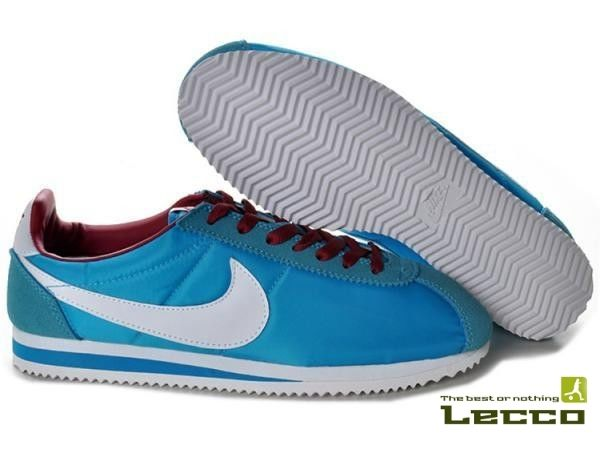 Мужские кроссовки Nike Cortez Blue/White