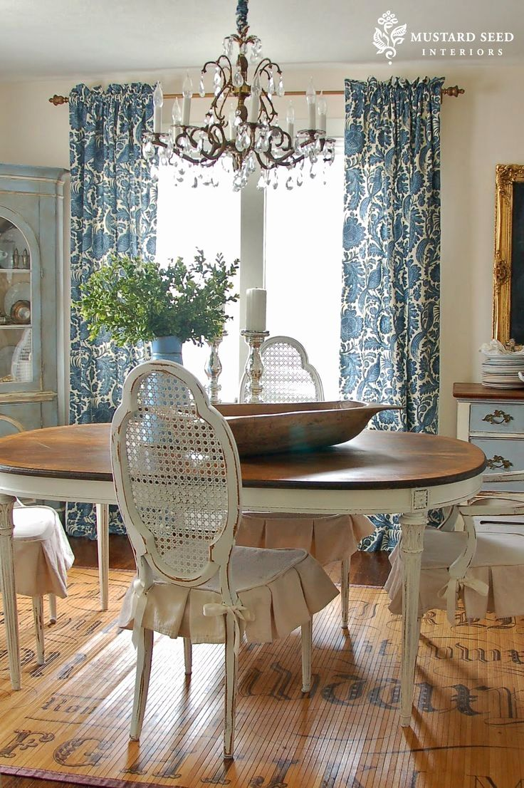 fancy dining room curtains. Lasting French Country Dining Room Furniture \u0026 Decor Ideas Fancy Curtains H