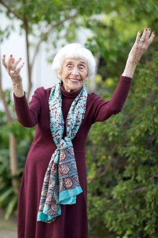 """Hedda Bolgar, a 103 yr old counselor who fleed austria in the second world war and still resides in los angeles to this day, has claimed that she is """"simply to busy to die"""". She still sees four patients every week and has appeared in the documentary 'the beauty of aging'. Talk about devotion to the job! This woman is, imho, the shiznit of aging. And in case you're too old to know what shiznit means, look it up, lol."""