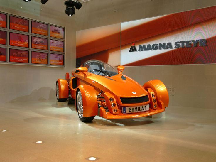 2005 Magna Steyr MILA Concept