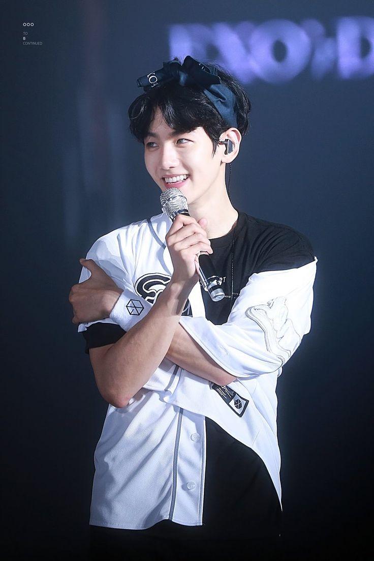 Eu nn posso com esse Bebê  Baekhyun no EXO'rDIUM