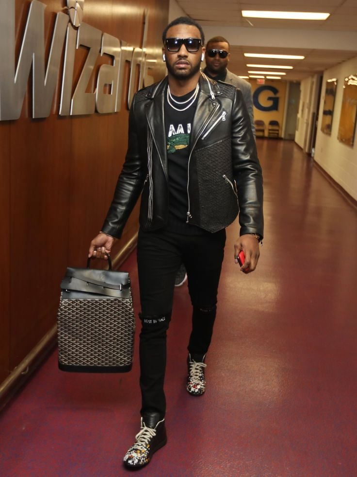 The 10 Best Dressed Men Of The Week Nba Fashion Nba Outfit