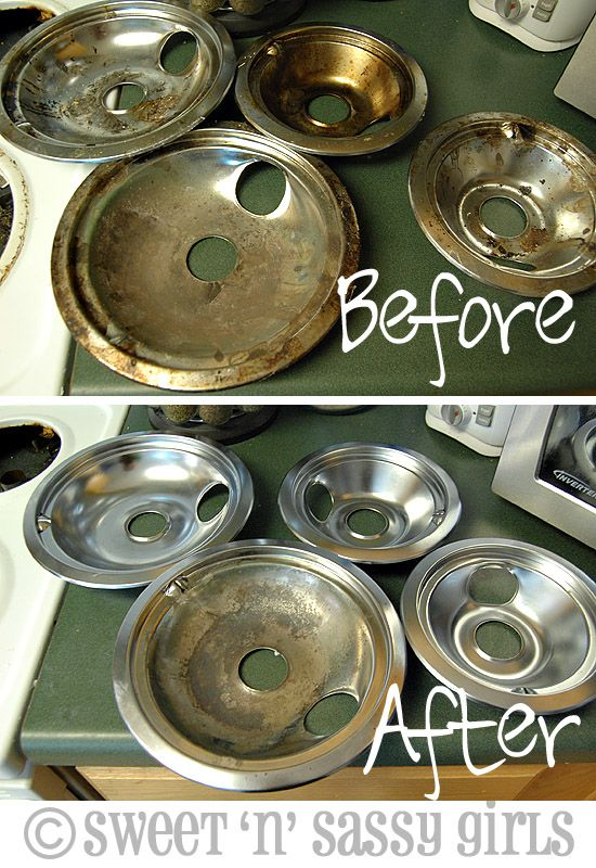 25 best ideas about cleaning stove pans on pinterest cleaning burners clean stove burners - Clean oven tray less minute ...