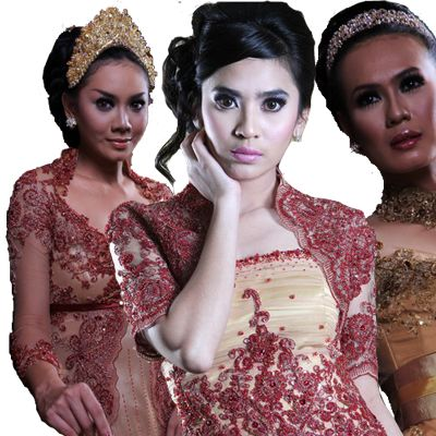 Kebaya Modern dress Indonesia,with beautiful deign