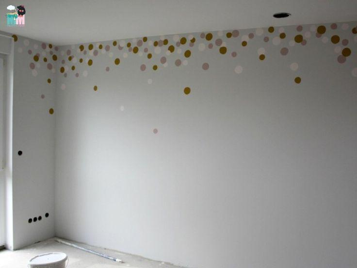 #chellisrainbowroom Teil 1 – die Renovierung – Alpina Feine Farbe