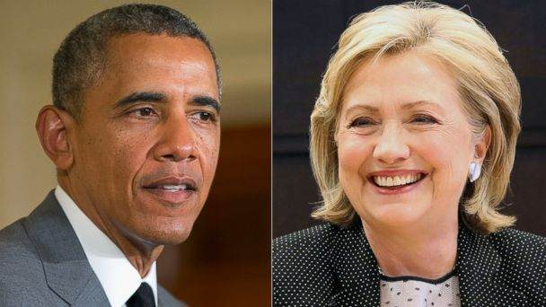 President Obama Knew Hillary Clinton's Private Email Address, But Not Details of Server - ABC News
