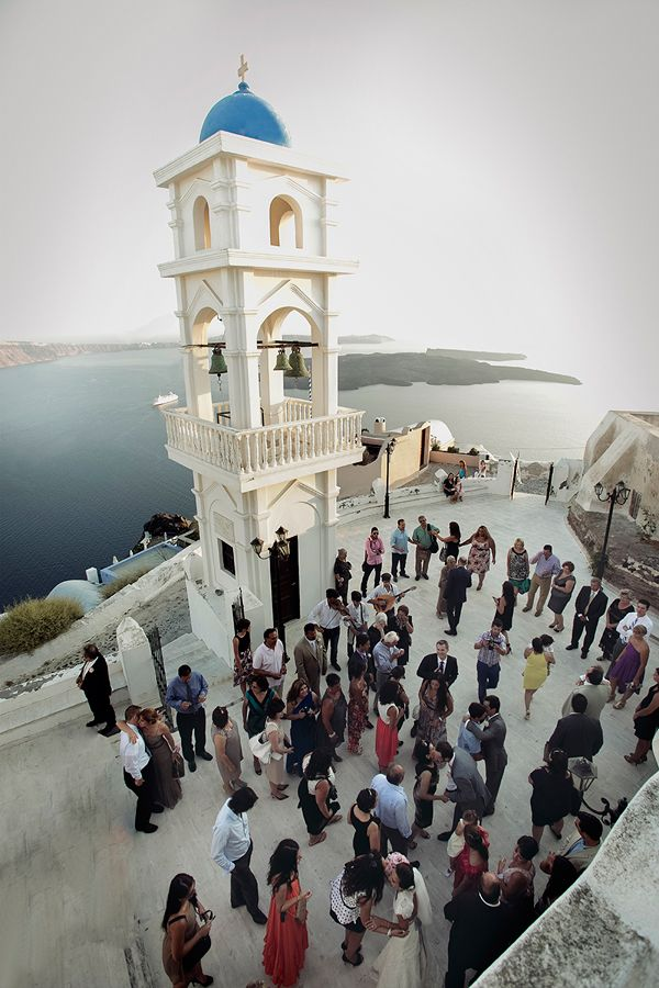 Church of Anastasi in Oia, Santorini, Greece #destinationweddinggreece #destinationweddingSantorini #beautifulchurchesgreece See more:http://www.love4weddings.gr/romantic-wedding-santorini/