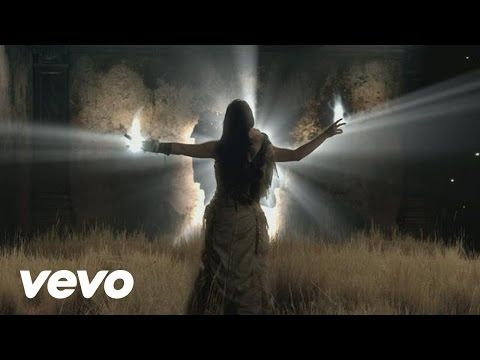 My Heart Is Broken: One of my favourite songs and video's from Evanescence, I say one of because it would be impossible to have one favourite <3