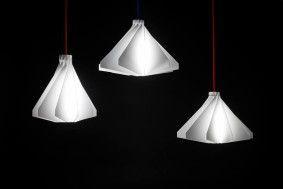 Bakalářská práce, Soubor svítidel Dioden, Martina Kleinová, zdroj: Atelier Produktový design FUD UJEP