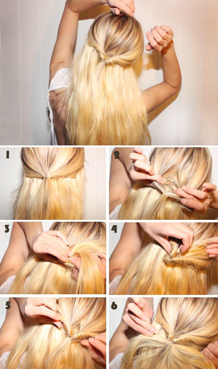 Hair Tip | Helen Torsgården - Hiilens sminkblogg