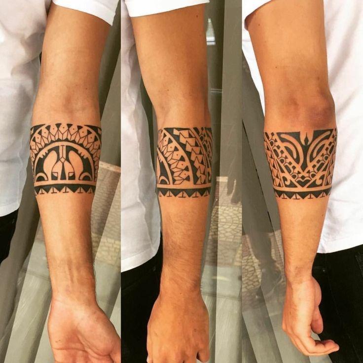 Armband Tattoo – Tolle und originelle Designs für Männer und Frauen in Bilde