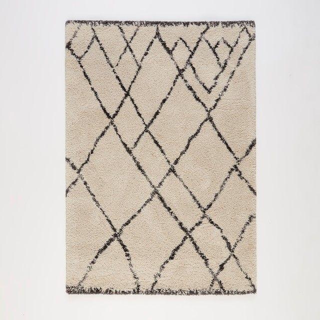 8d39df62f9 Rabisco berber-style rug La Redoute Interieurs