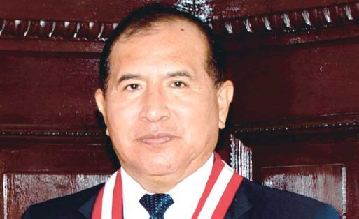 Víctor Ticona es el nuevo presidente del Poder Judicial #Gestion