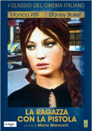 La ragazza con la pistola di Mario Monicelli con Monica Vitti