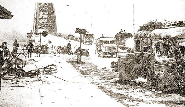 Nijmegen and the Bridge in 1944