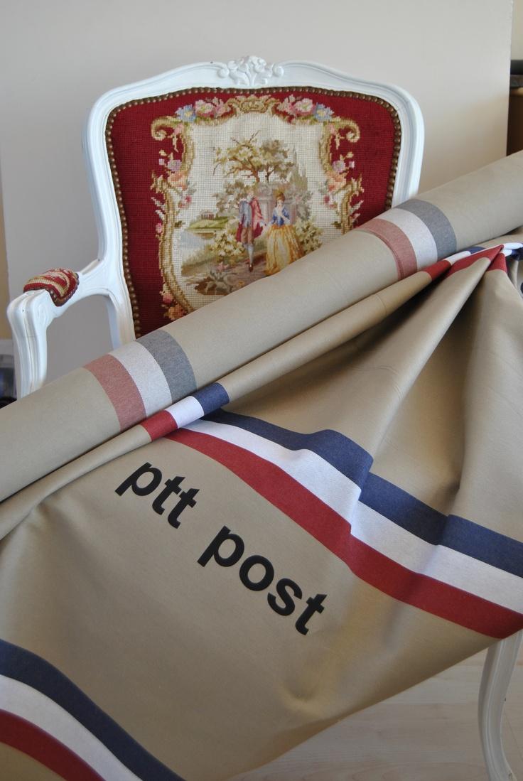 De PTT POST stof !!! Kijk op onze pagina voor meer info