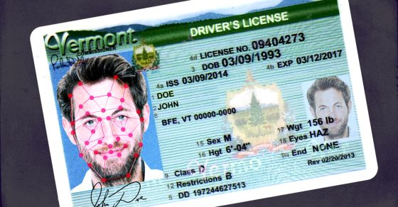Vermont DMV Caught Using Illegal Facial Recognition Program - Vocativ