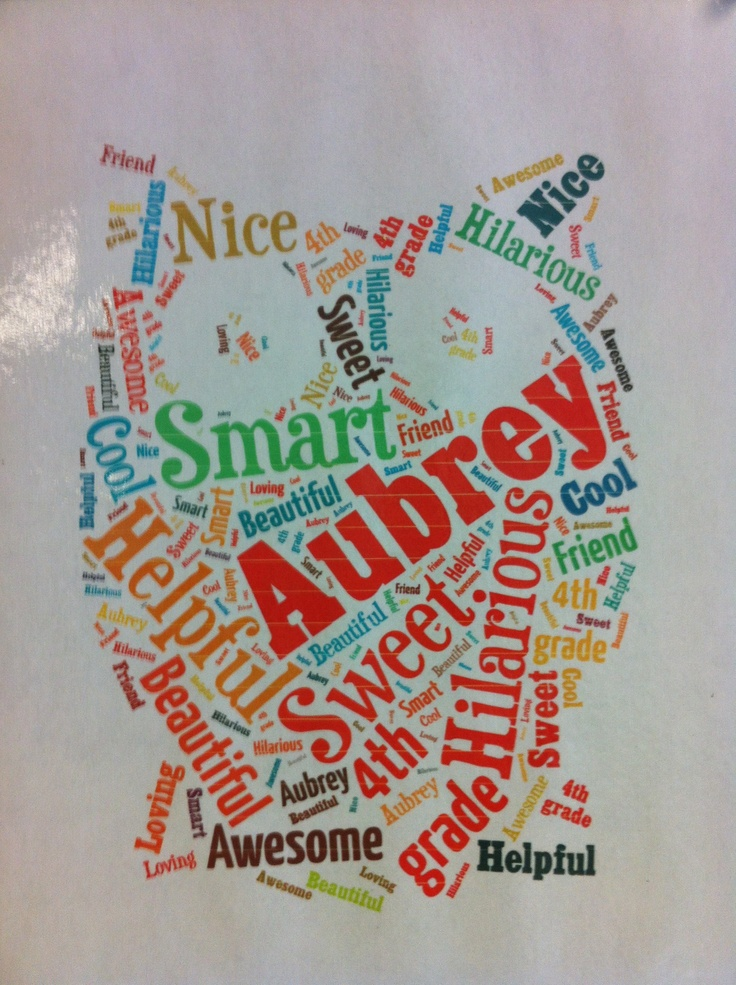 Tagxedo character education, Neat idea for school start up, characters in novels,