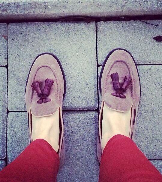 # Loafer at Brera # Rossetti
