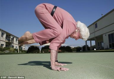 Strength through age.Crows Poses, Go Girls, Yoga Teacher, Inspiration, Old Lady, Yoga Poses, Yoga Workout, Weights Loss, Yoga Moving