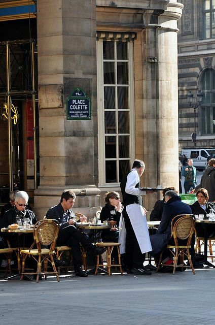 le café bastille paris france