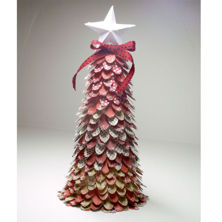Spellbinders Paper Arts - Idea Gallery - View Project - Holiday Tree