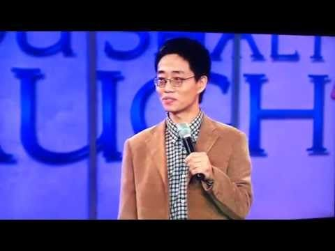 Joe Wong (MUST SEE ~ SO FUNNY) - YouTube  (he starts a little slow but hang in there)