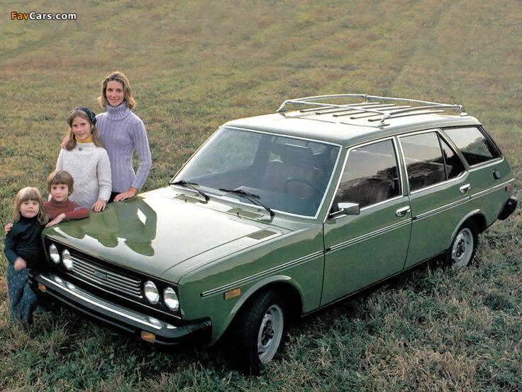 1975 Fiat 131 Station Wagon