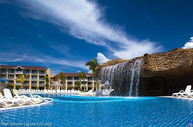 Hotel Iberostar Laguna Azul Varadero Cuba - Eden