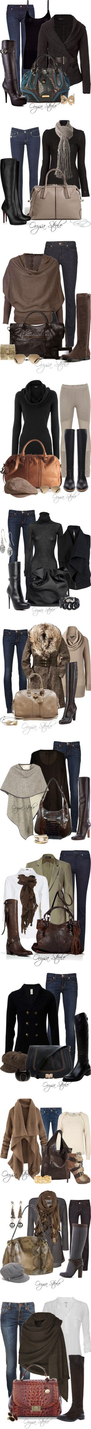 Fall ♥ I need to get skinnier to wear these!: Fall Clothing, Fall Wint, Winter Style, Fall Looks, Winter Outfit, Fall Boots, Fall Fashion, Fall Outfit, Fall Styles
