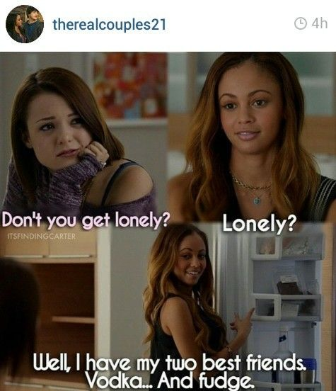 Vanessa Morgan and Kathryn Prescott on Finding Carter