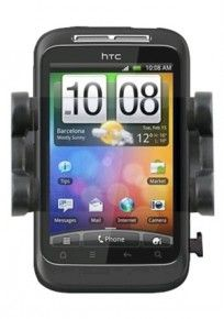 htc wildfire tracker