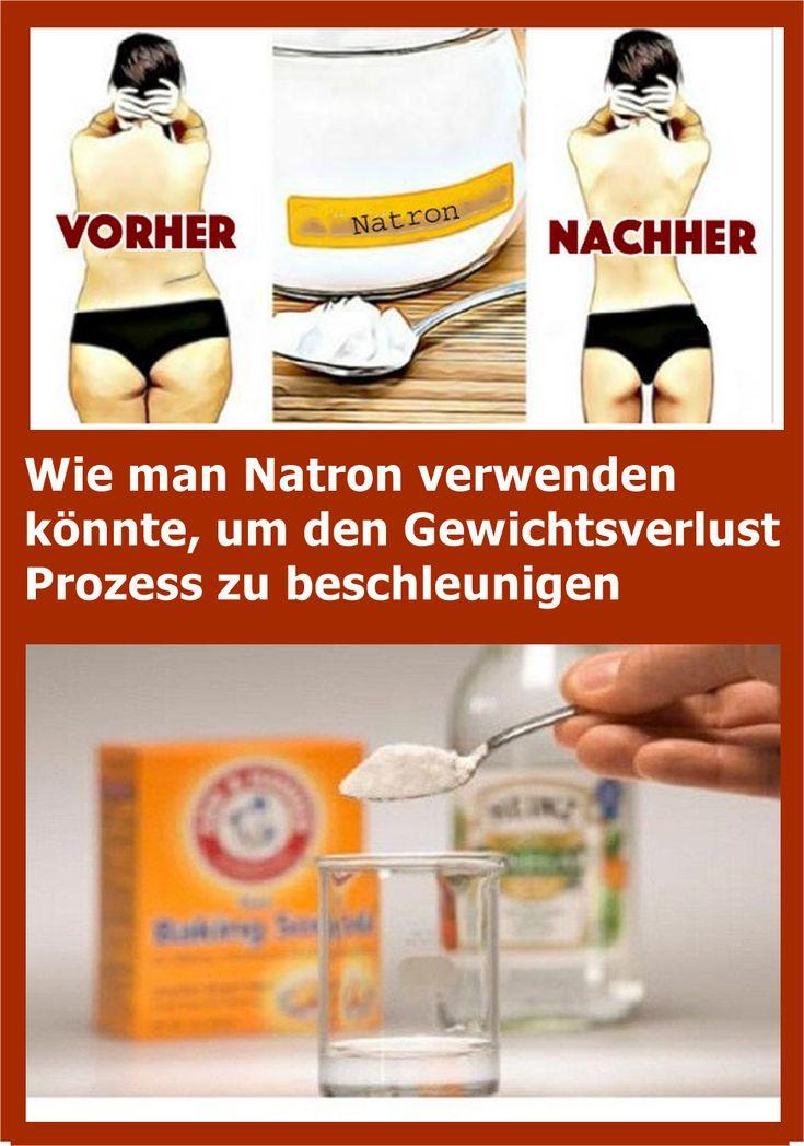 Wie man Natron verwenden könnte, um den Gewichtsverlust Prozess zu beschleunige…