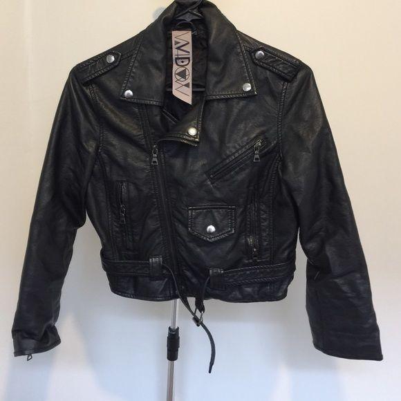 LIP SERVICE Widow jacket #38-040