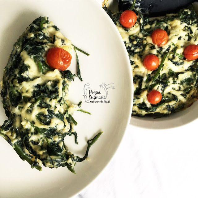 Paladares {Sabores de nati }: Espinacas y papas gratinadas, verde, delicioso y cremoso. #spinach #spinachandcheese #vegetarian #veggies #espinacas #espinacasgratinadas #papas #patatas #queso #gorgonzola #parmesano #vegetariano #espinafre